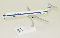Finnair McDonnell Douglas MD-83 'Old Colours' OH-LMG