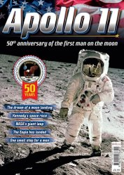 Apollo 11: 50th Anniversary of the First Man on the Moo