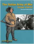 6520 THE ITALIAN ARMY AT WAR: EUROPE 1940-43