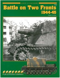 7048 BATTLE ON TWO FRONTS 1944-45