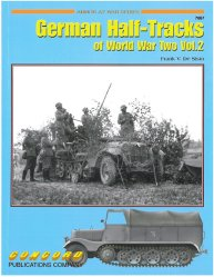 7067 German Half-Tracks of World War Two - Vol. 2