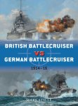 Duel 56: British Battlecruiser vs German Battlecruiser