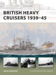 NVG 190: British Heavy Cruisers 1939–45