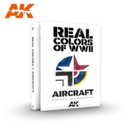 Real Colors of WW2 for Aircraft
