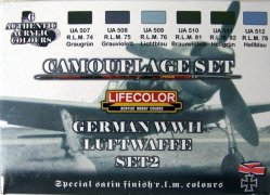 CS-07: German WWII Luftwaffe set 2