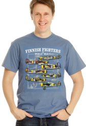Finnish Fighters t-shirt