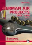 GERMAN AIR PROJECTS VOL 3