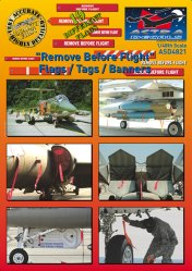 Remove before flight liput 1/48