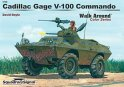CADILLAC V-100 COMMANDO COLOR WALK AROUND