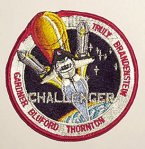 CHALLENGER (STS 8)