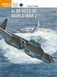 ACE 133: Ju 88 Aces of World War 2