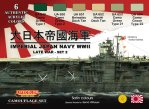 CS-37 Imperial Japan Navy WWII Late War - Set 2